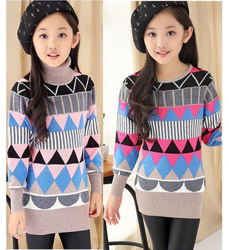 Пуловер Для Девочки Подростка С Доставкой