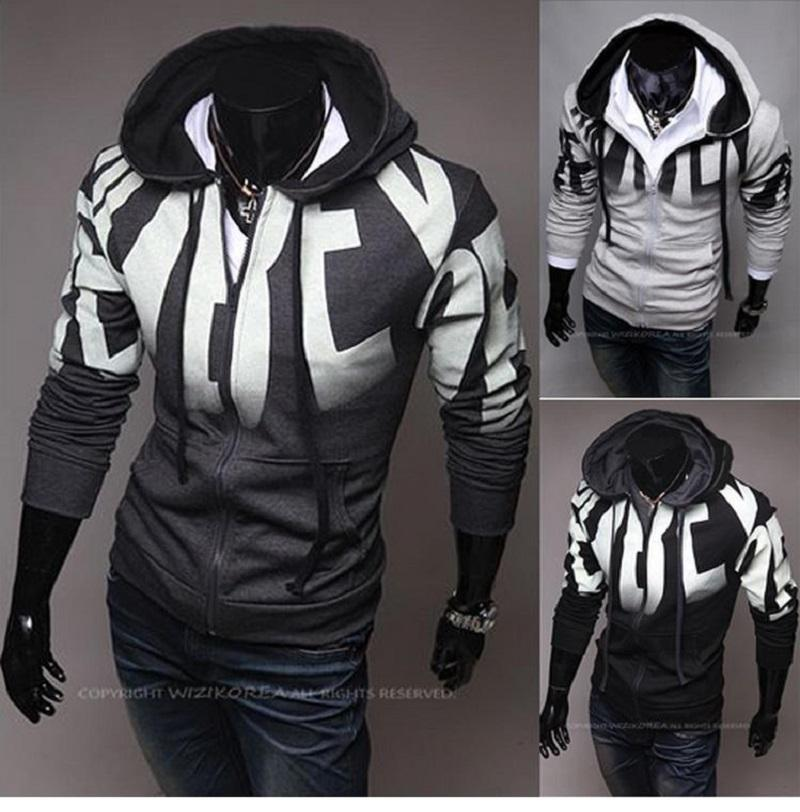 2017 2015 New Year Cool Hoodies And Men'S Hoodie Jacket Plus Size ...