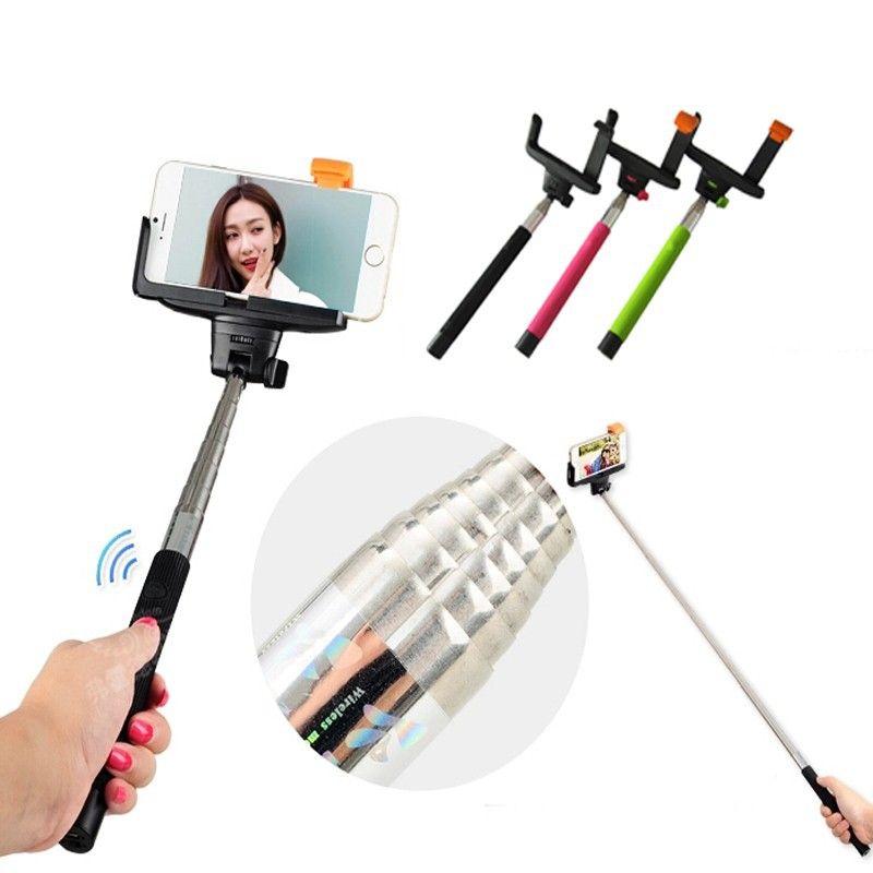 2017 z07 5 wireless bluetooth monopod selfie stick telescopic extendable 5plus monopods self. Black Bedroom Furniture Sets. Home Design Ideas