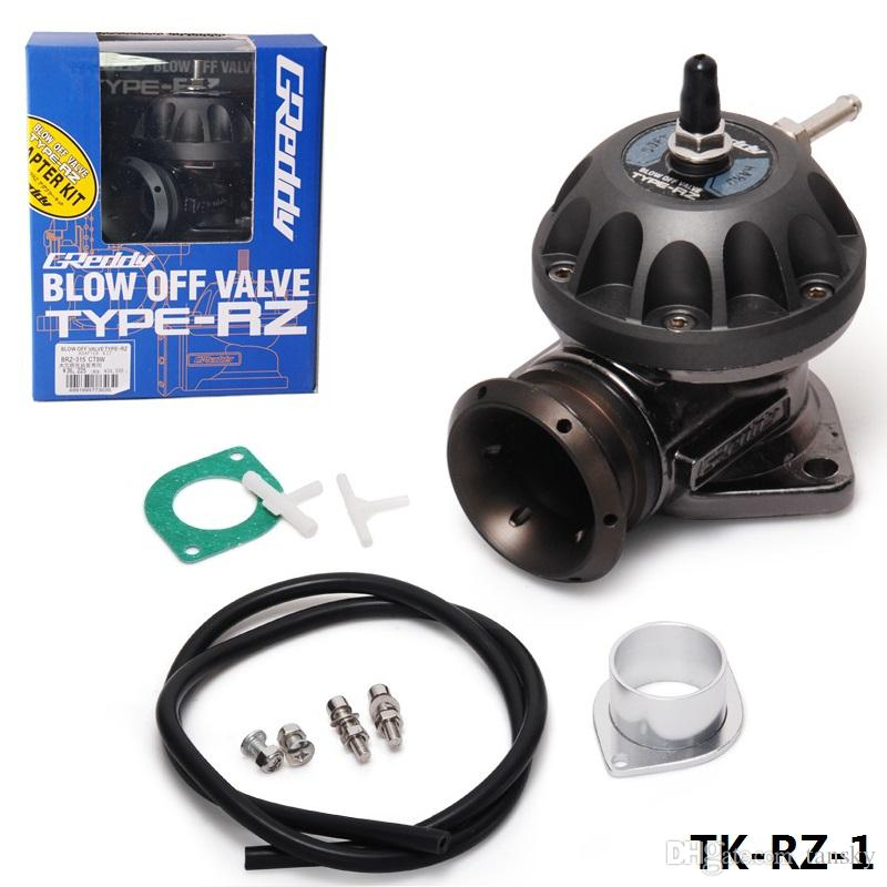 Universal GREDDY TYPE RZ Adjustable Turbo 30psi Blow Off Valve BOV (original color box,HQ) TK-RZ-1