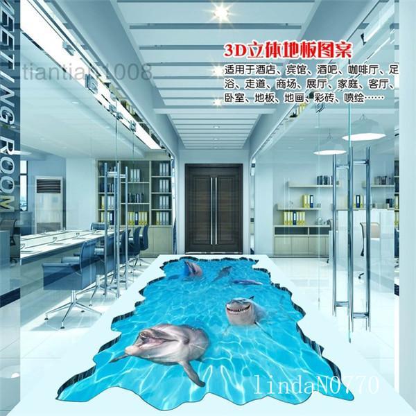 2017 3d Tile 3d Tiles 3d Ocean Floor Tiles 3d Underwater ...