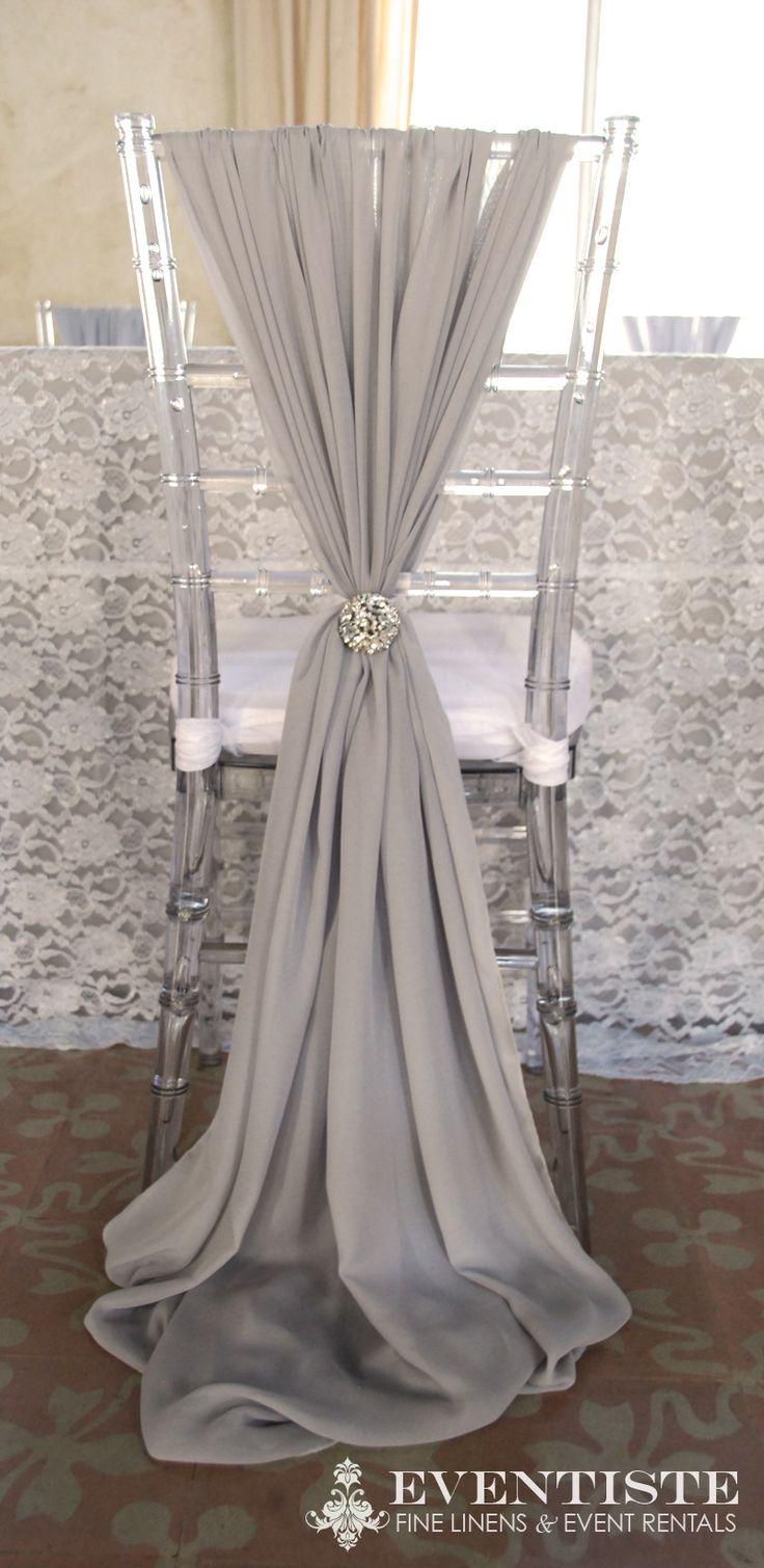 2016 wedding chair covers long crystal diy romantic ivory party sash