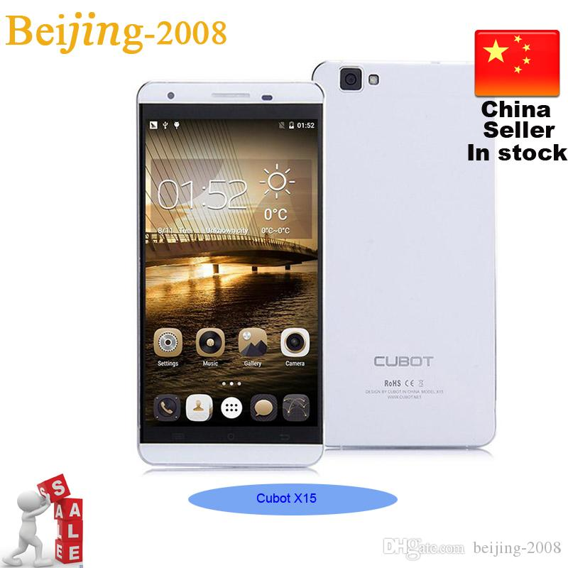 CUBOT originale X15 5.5 '' FHD 1920 * 1080 4G FDD-LTE Android 5.1 Smartphone 2GB
