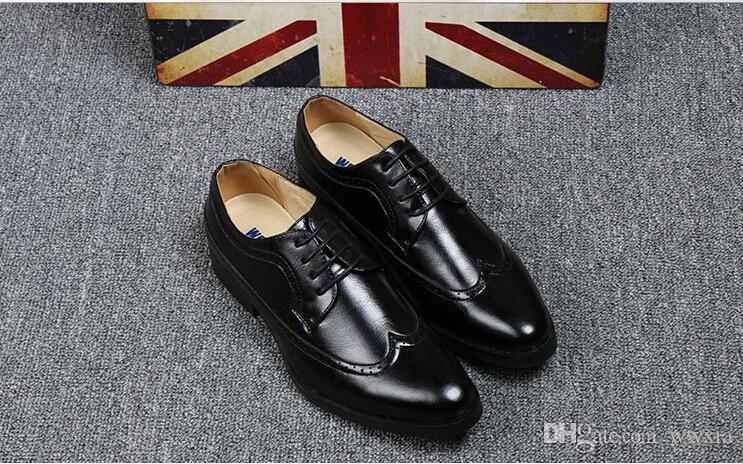 Брендовые туфли. Модные мужские туфли