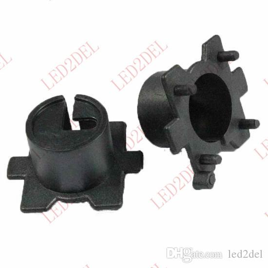 Car Hid Headlights Conversion Base For Old Mazda 3 5 6 Cx 7 Mx 5 H7 Xenon Bulb Holder Retainers
