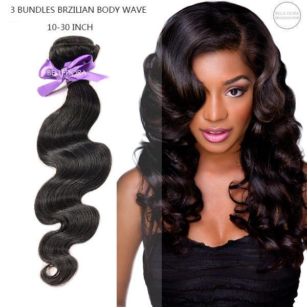 Brazilian Wave Braiding Hair Brazilian Body Wave Hair 3