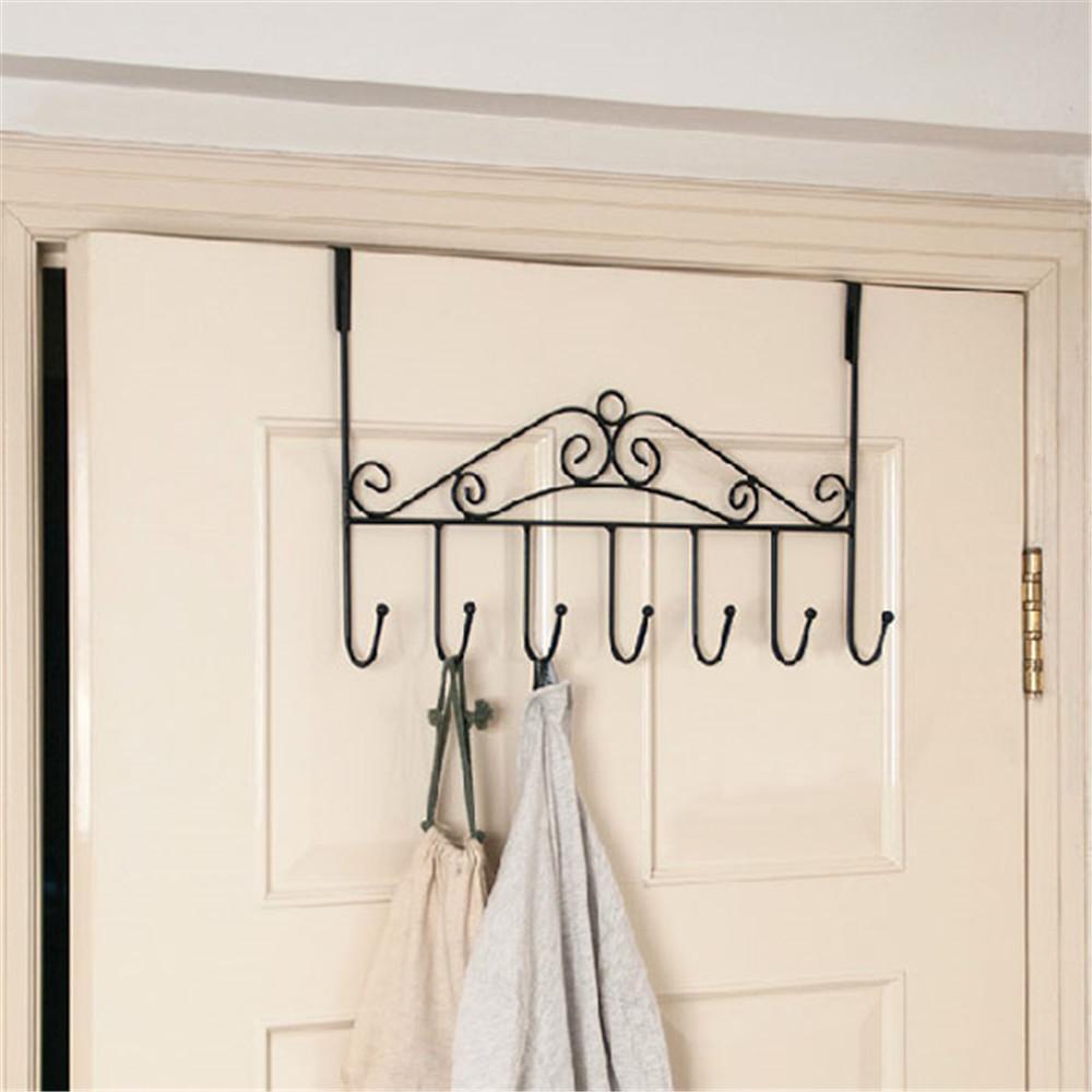 Bathroom Door Rack Best Vintage Iron Gate Hook After The Fashion Door Rack Seamless
