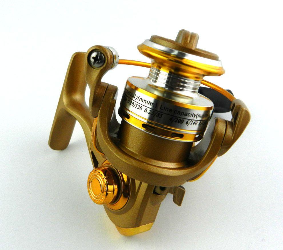 2017 high quality 9bb small mini fishing reel spinning for Mini fishing reel