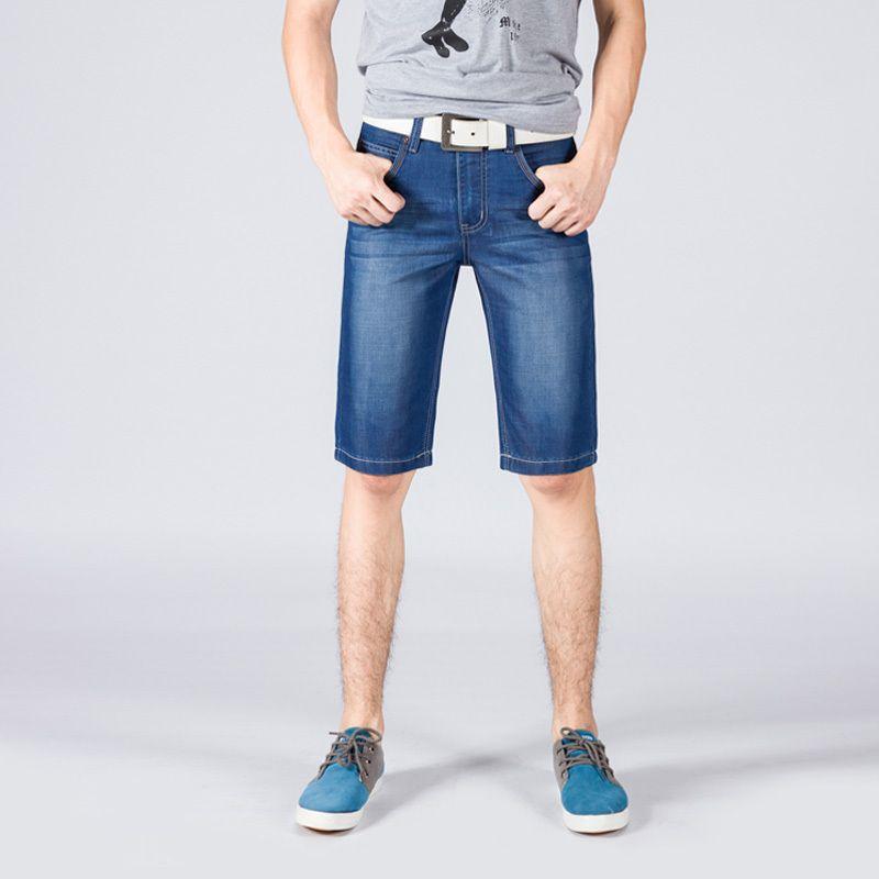 2017 2015 New Arrival Ripped Jeans For Men Denim Shorts Men Summer ...