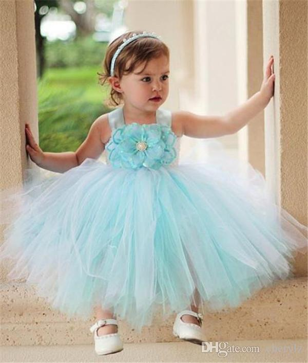 New Summer Baby Girls TUTU Dress Girl Children Lace Dress Kids Big ...