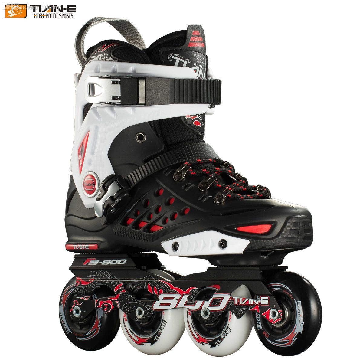 Roller shoes cheap - Online Cheap Wholesale Soft Adult Skates Skating Shoes Professional Slalom Skates Roller Skates By Simmer Dhgate Com