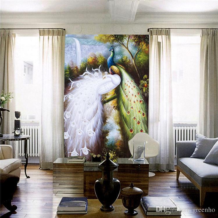Modern Wall Murals WallpaperCustom 3d Mural