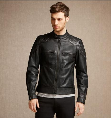 Leather Jackets Men Fashion - Coat Nj