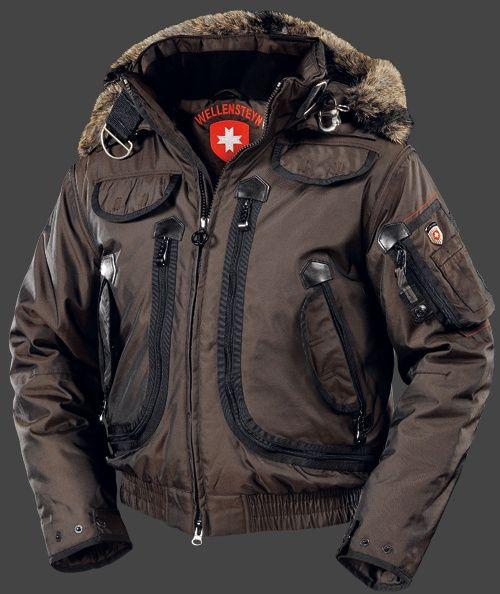 2017 Sweden Hot Sale Wellensteyn Rescue Jacket Cold Down Parkas