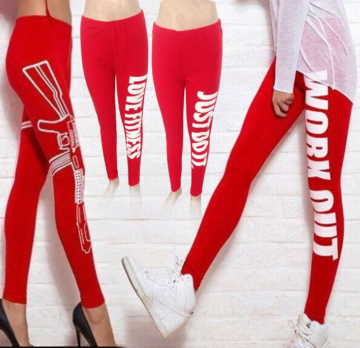Color Cotton Leggings Cotton Leggings Low Waist