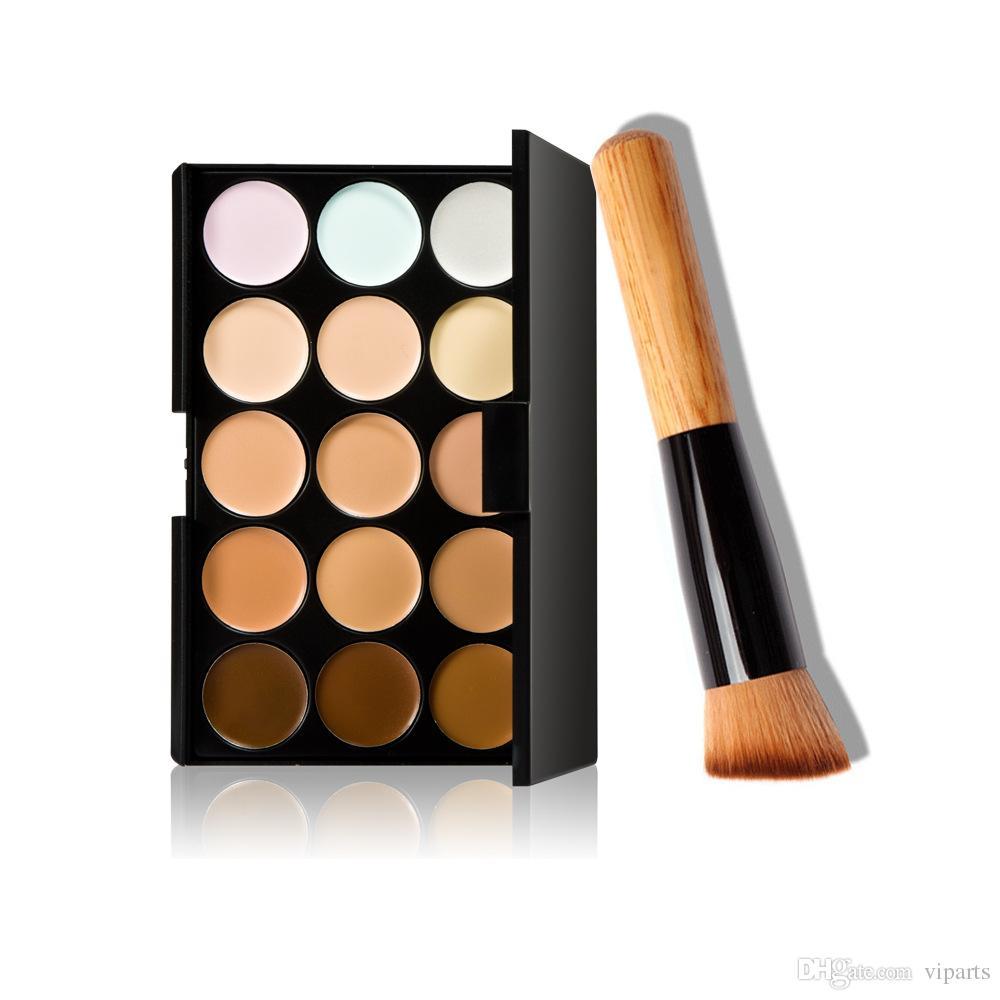 Contouring make up palette