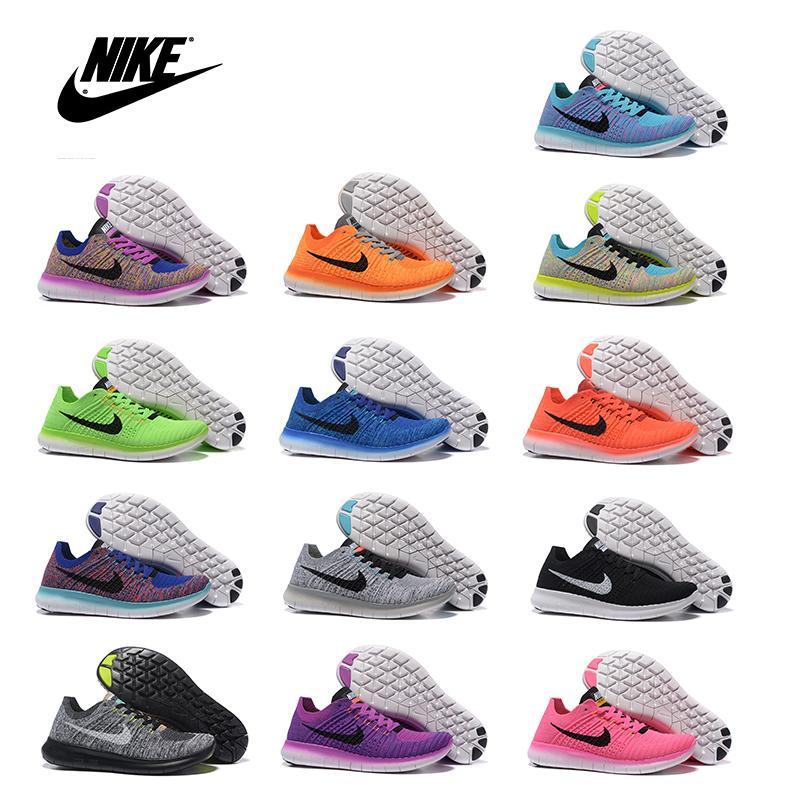 Nike Free Rn Flyknit 2016