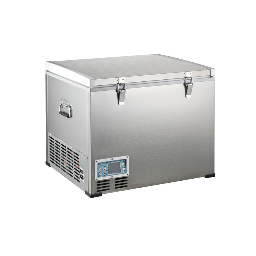 2017 45l mini portable freezer car freezer deep freezer compressor fridge rapid cooling icebox. Black Bedroom Furniture Sets. Home Design Ideas