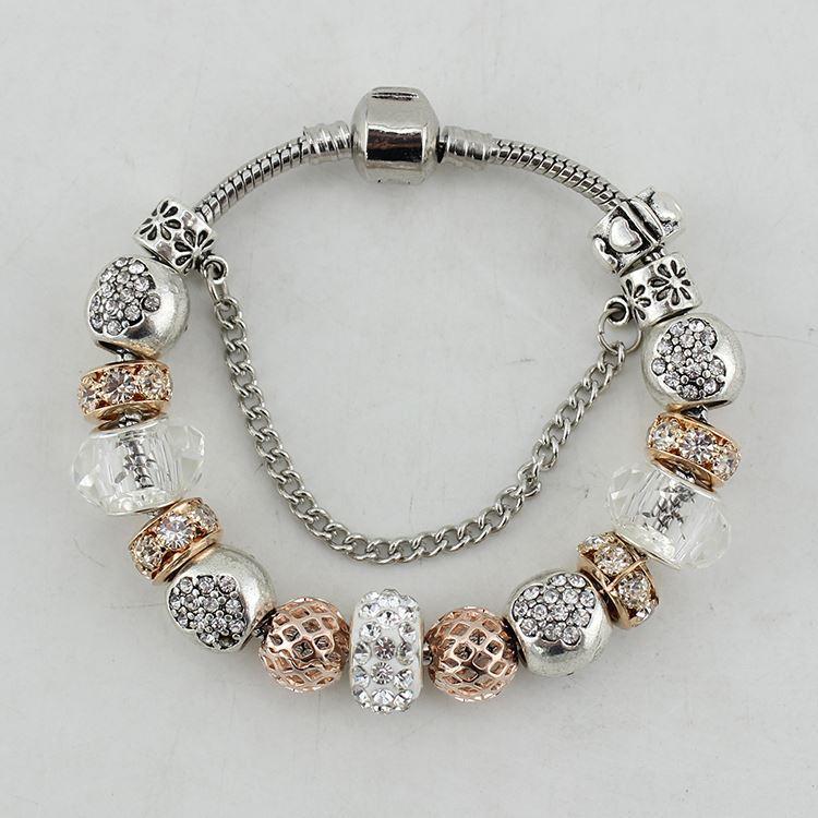 925 pandora bracelet