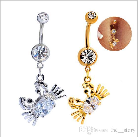 Buy cheap navel bell button rings for big save women 39 s for Body jewelry cheap prices