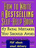 How to write self help books