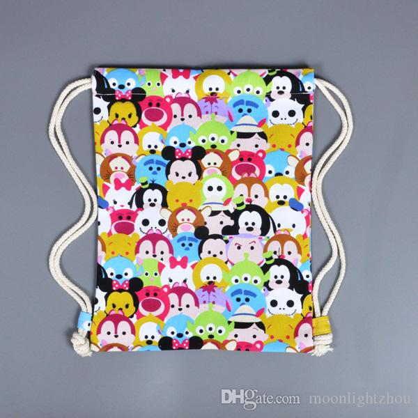 Wholesale Mickey Mouse Drawstring Bags - Buy Cheap Mickey Mouse ...