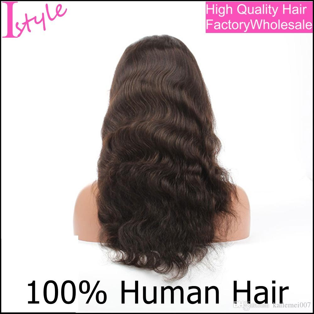 High Quality 100 Human Hair Wigs 72