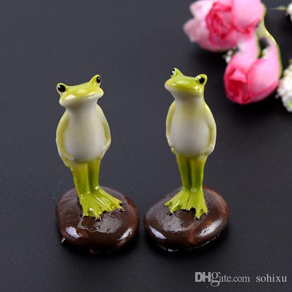 Best house ornaments garden figures animal frog fairy for Figurine decoration jardin