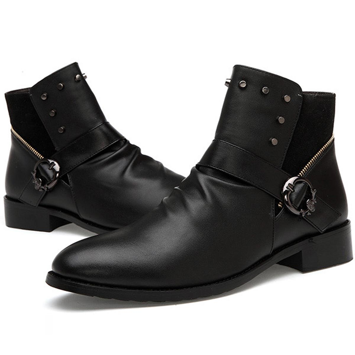 Ankle Boots Mens | FP Boots
