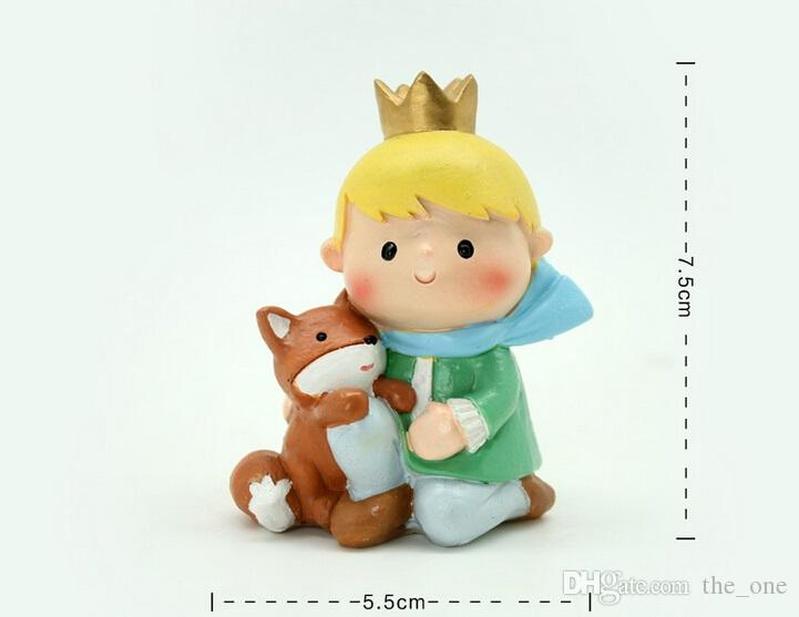 2017 the little prince figure le petit prince kids little Decoration le petit prince