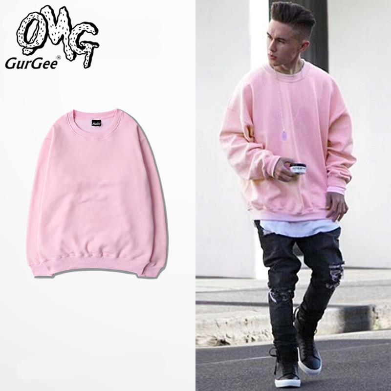 Pink Men Hoodie | Tulips Clothing