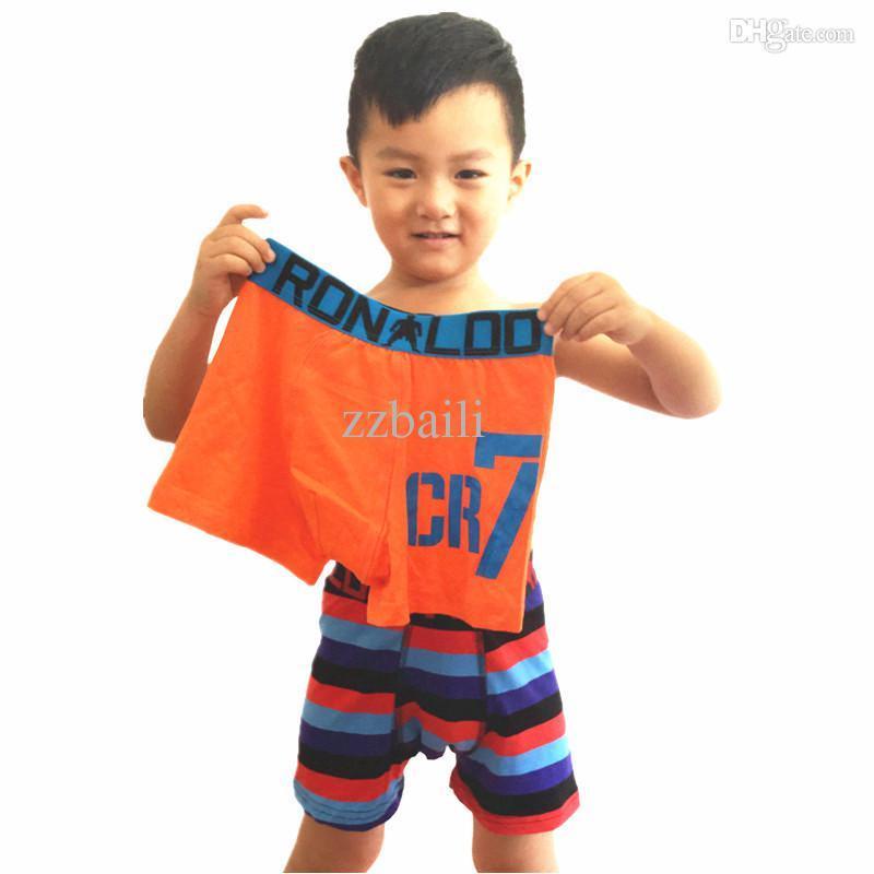 2017 Wholesale Cr7 High Quality Children Pants Boy Shorts Boy'S ...