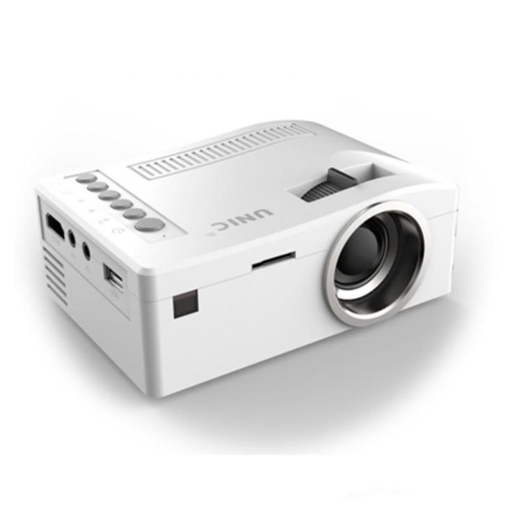 2016 new arrival ultra mini projector unic uc18 hd 1080p for Good mini projector