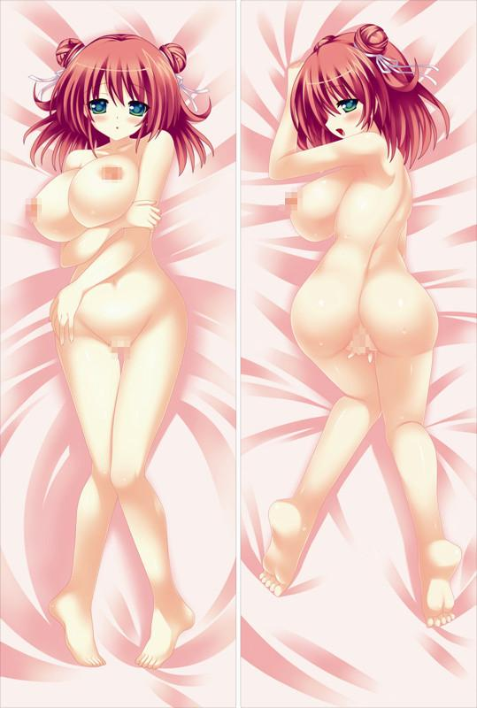 anime girls naked Sexie
