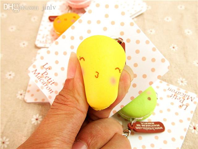 Rare Squishy Package : Online Cheap Wholesale Original Package Squishys Fashion Rare Squishy Macaroon Squishies Women ...