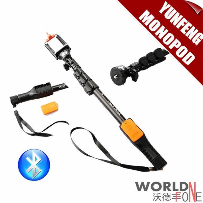 Yunteng Yt 1288 Bluetooth Extendable Selfie Handheld Monopod Tripod Portable Holder With Shutter Release