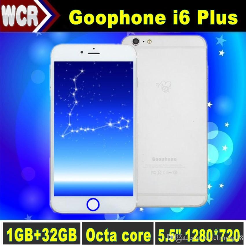 turtle goophone i6 plus mtk6592 octa core larger