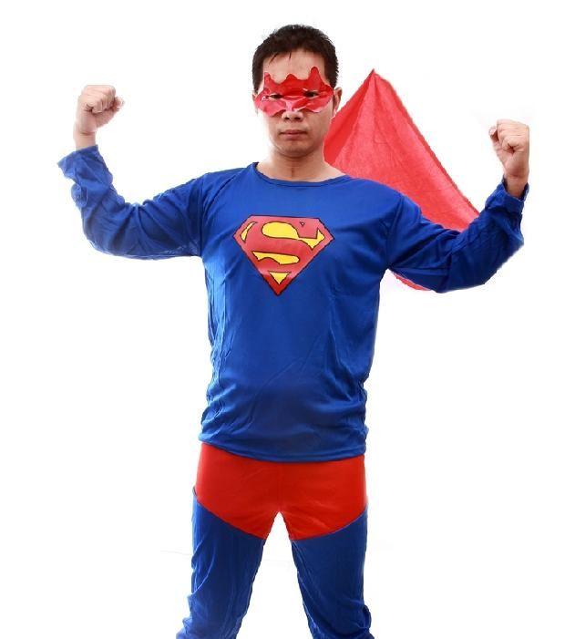 Disfraz Superman Adulto Superhéroe Superman Adulto