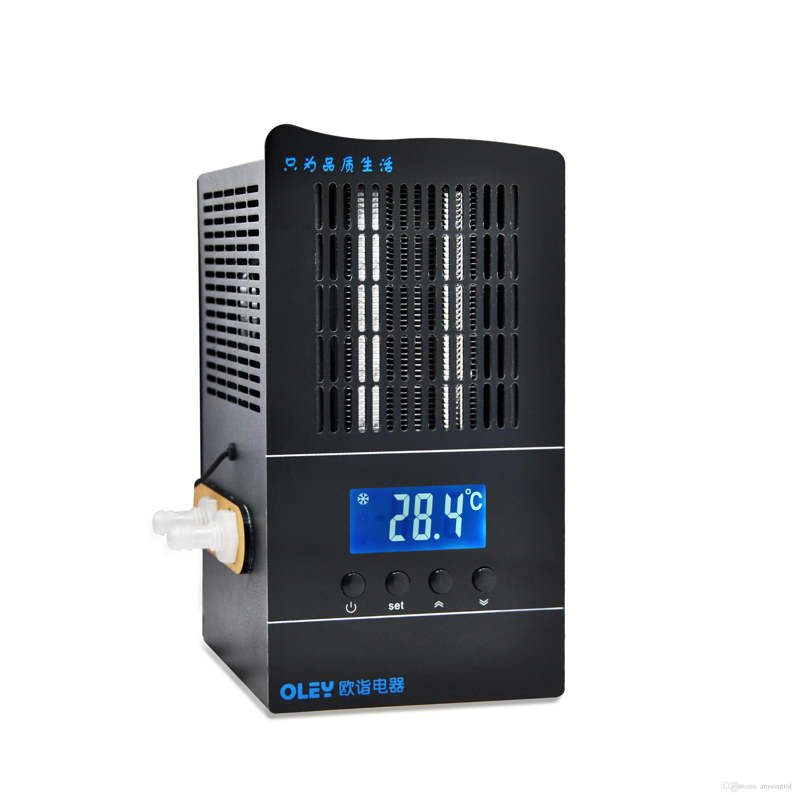 Fish tank chiller - Ringder Ls 02 120w Hot Cold Water Aquarium Tank Fish Tank Mini Water Chiller