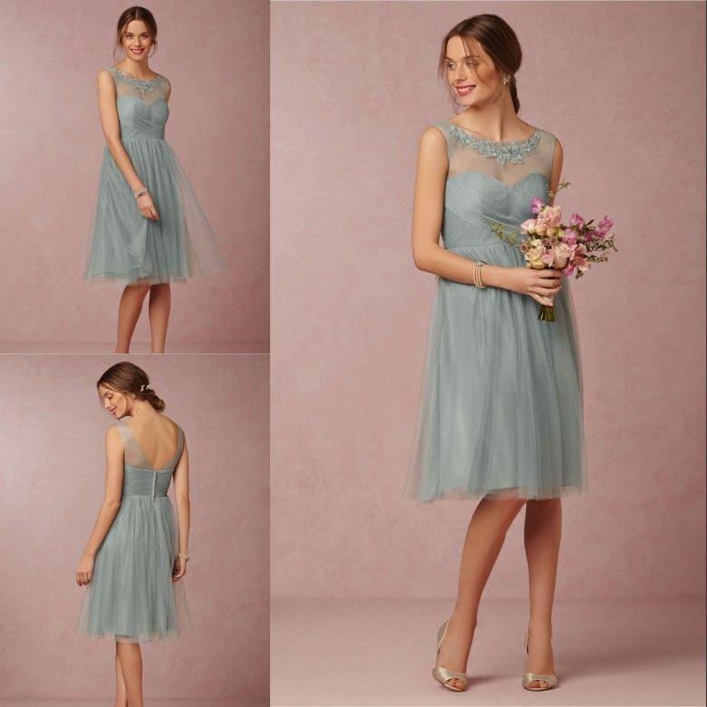 2015 cheap bridesmaid dresses under 100 sleeveless a line for Cheap wedding dresses uk under 100