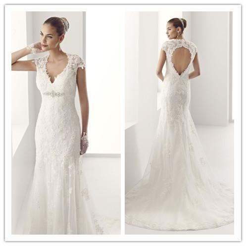 Whole manual stitched 2015 tulle applique beads lace for Heart shaped mermaid wedding dresses