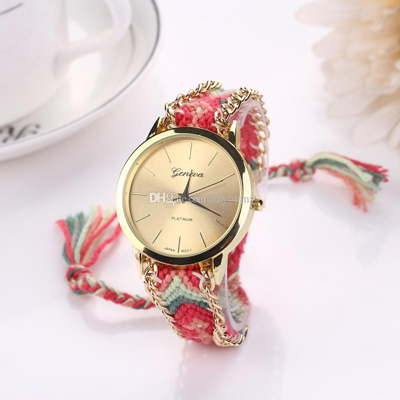 Bracelet Watch Ladies Ladies Quarzt Wrist Watch