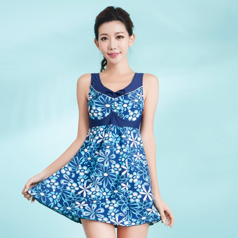 Popular Women39s Sexy One Piece Dress Moda Print VestidoinDresses From Women