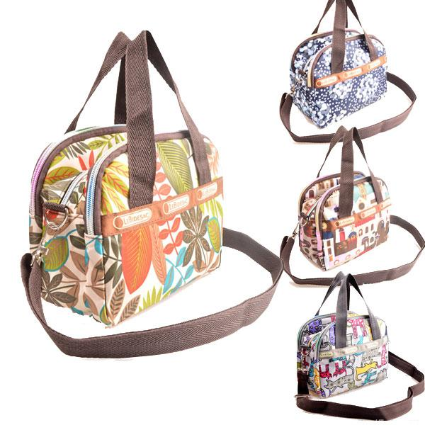 Flowers Diaper Bag