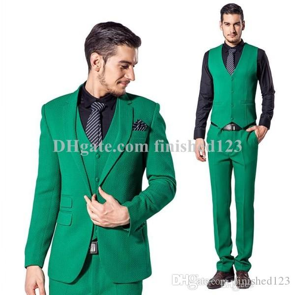 Green Custom Fitted Suits Online | Green Custom Fitted Suits for Sale