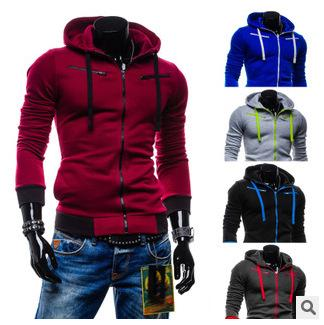 2017 Mens Hot Sell Spring And Autumn Casual Wear Hoodies ...