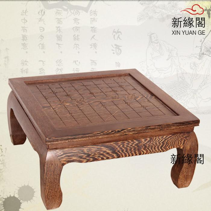 Go Wenge Wood Tables Kang Several Antique Chinese Wooden