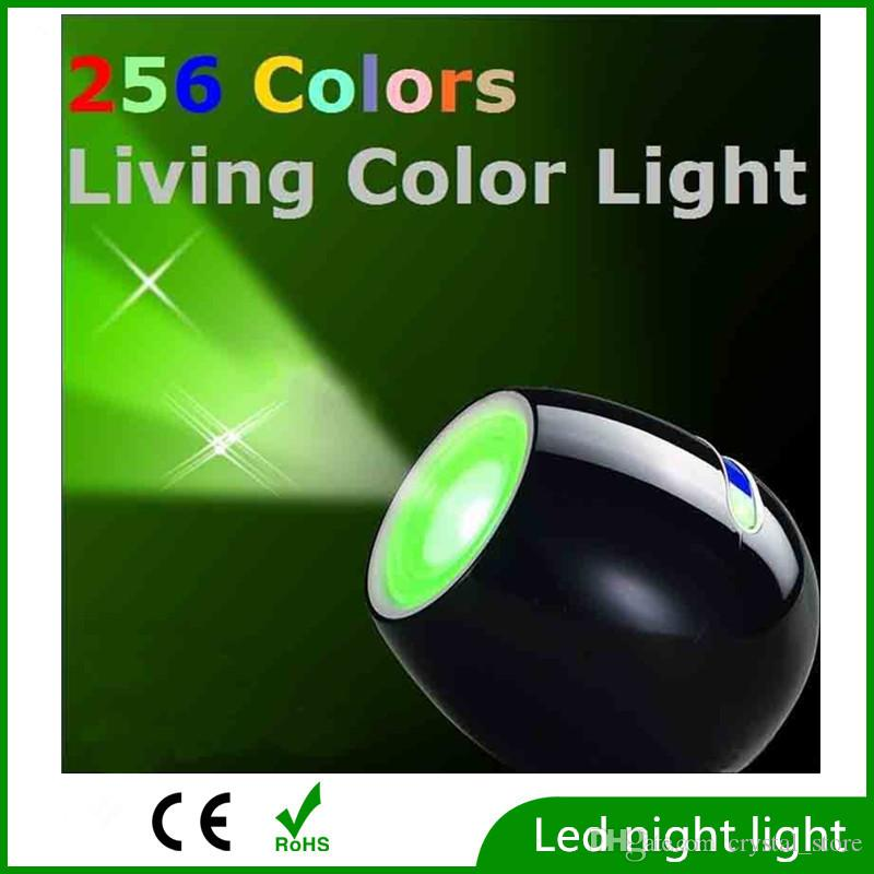 Led Night Light Baby Night Light For Kids 256 Color Small