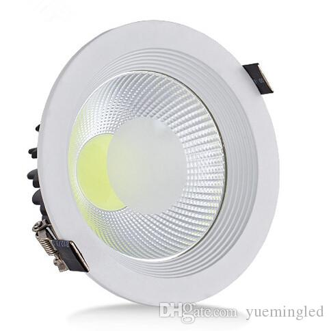 30w led ceiling light cob lamp led down light recessed led lamp 30w led ceiling light cob lamp led down light recessed led lamp warm white cool white for home ac85 265v led down light led ceiling light led recessed lamp aloadofball Images