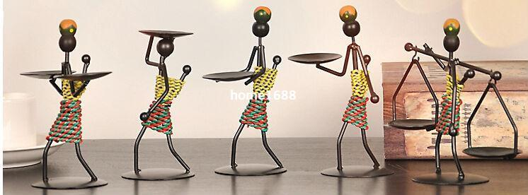 2015 New Design Metal Candle Holder Fashion 5 Style Iron Vintage Candle Stand Home Decor Stand For Decoration Tall Candle Holder Tall Candle Holders From